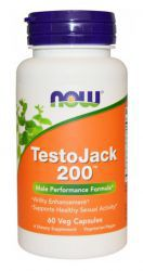 NOW TestoJack 200 (60 кап)