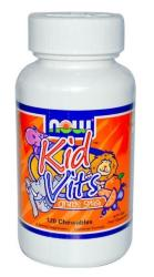 NOW Kid Vits (120 таб)