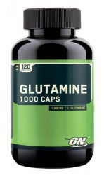 Optimum Nutrition Glutamine caps 1000 mg. (120c)
