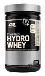 Протеин Optimum Nutrition Platinum  HydroWhey 1.75 lb Ваниль (795 гр)