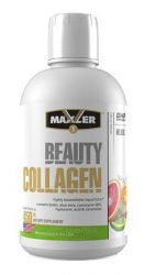 Maxler Beauty Collagen (450 мл), (Персик-Манго)
