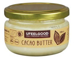 Масло какао Cacao Butter UFEELGOOD (100 мл)