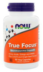 NOW True Focus (90 кап)